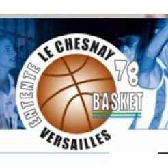 E.LE CHESNAY VERSAILLES 78 B - 1