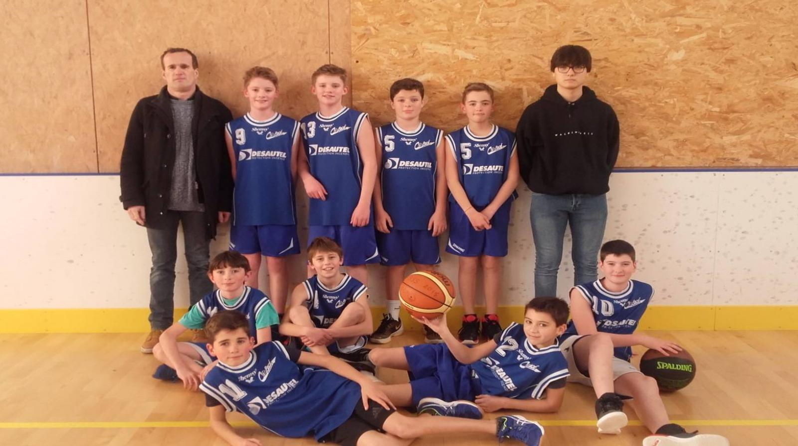 U13 M3 - CO Pacé Basket